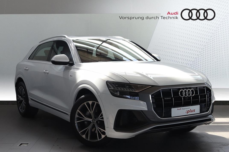 Audi Q8 55 TFSI quattro Luxury