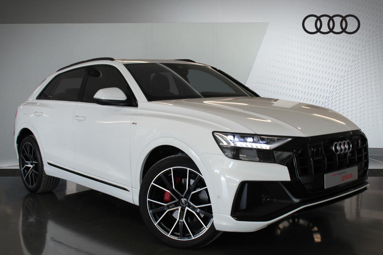 Audi Q8 3.0 TFSI quattro S-Line Luxury edition (Ref#5654) - 2019