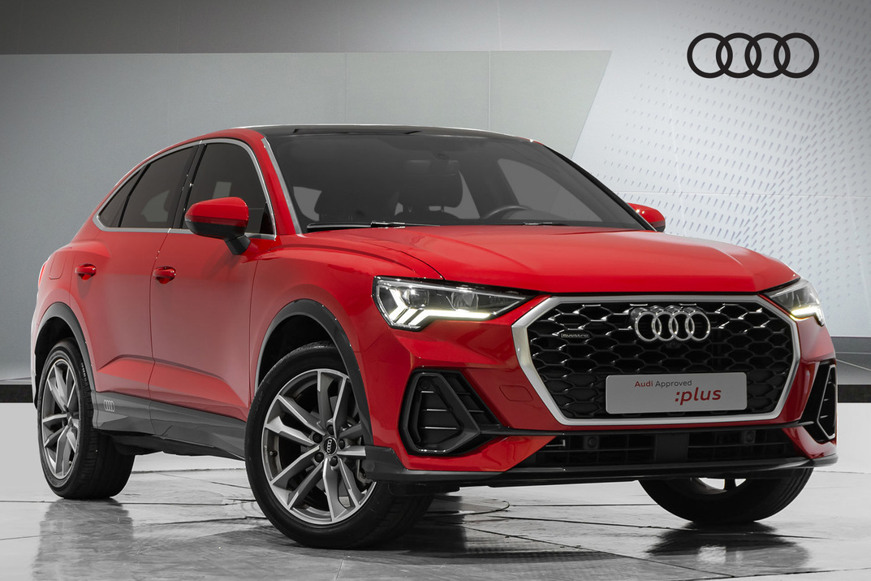 Audi Q3 40TSFI Sportback - 2020