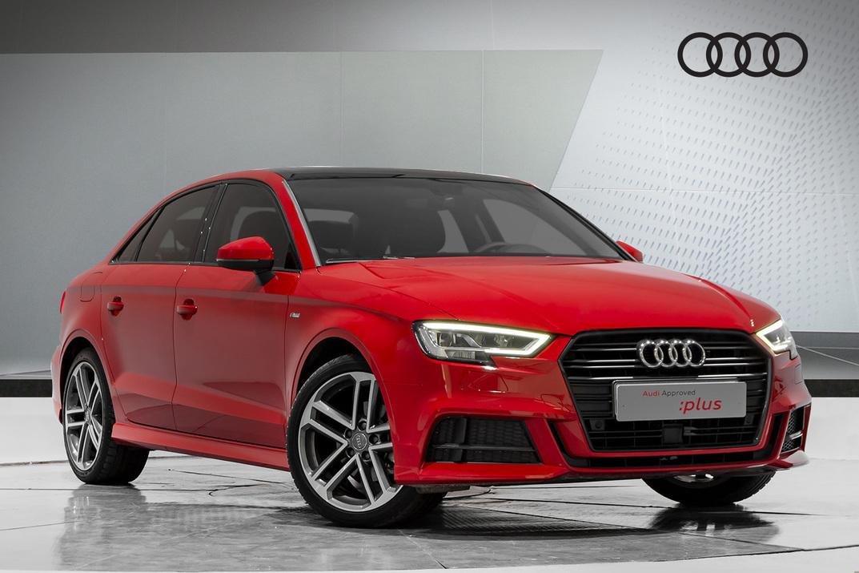 Audi A3 35 TFSI 150HP - 2020