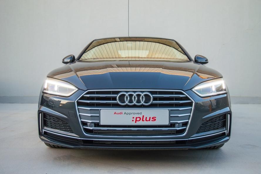 Audi A5 Coupe 40 TFSI - 2019