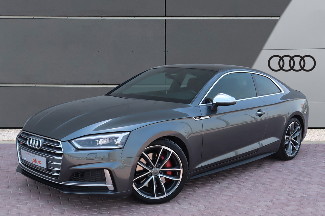 Audi S5 Coupe 3.0L V6 (349 hp) - 2017