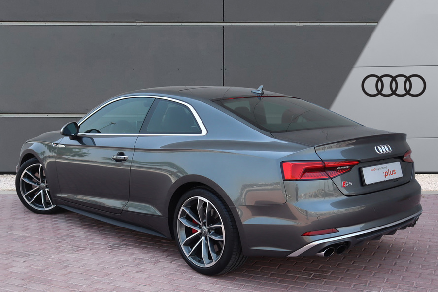 Audi S5 Coupe 3.0L V6 (349 hp) - 2017
