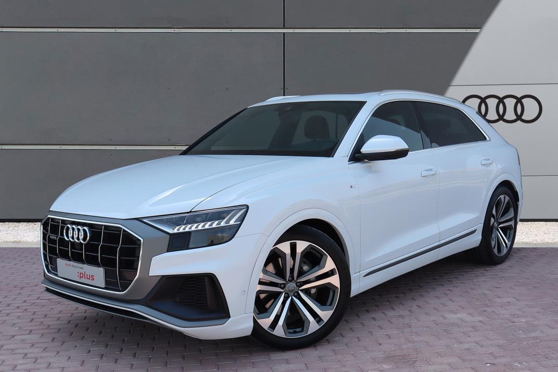 Audi Q8 3.0 TFSI Quattro (340 hp) - 2019
