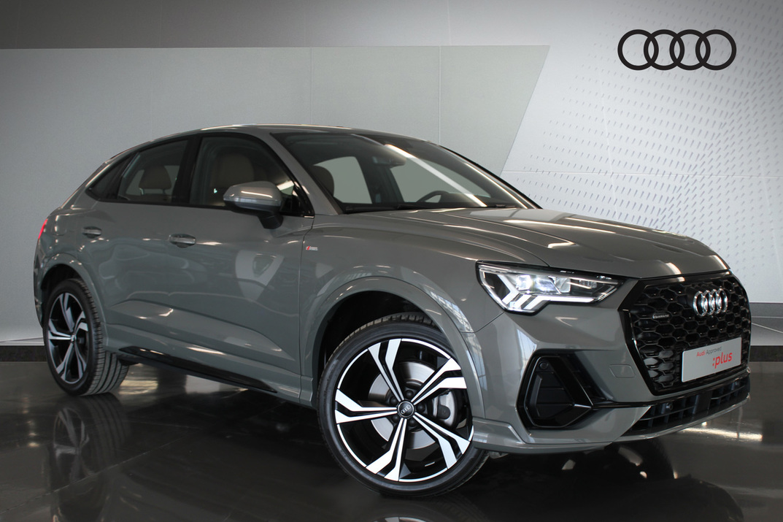 Audi Q3 Sportback 40 TFSI Quattro S-Line (Ref#5669) - 2020