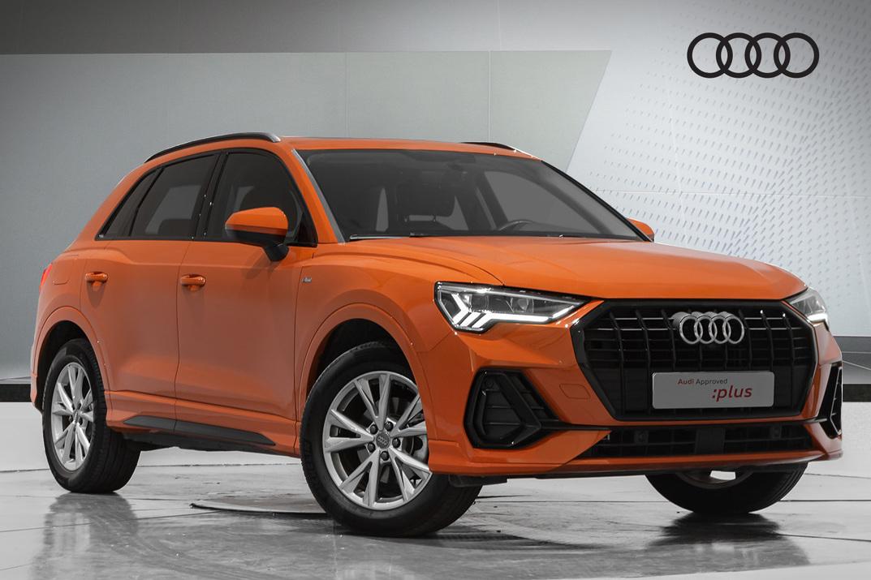 Audi Q3 35TSFI - 2020