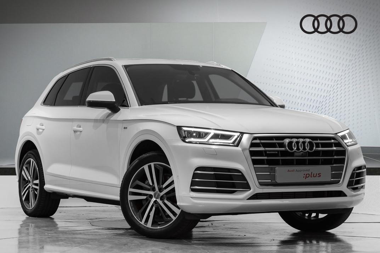 Audi Q5 45TFSI quattro - 2020