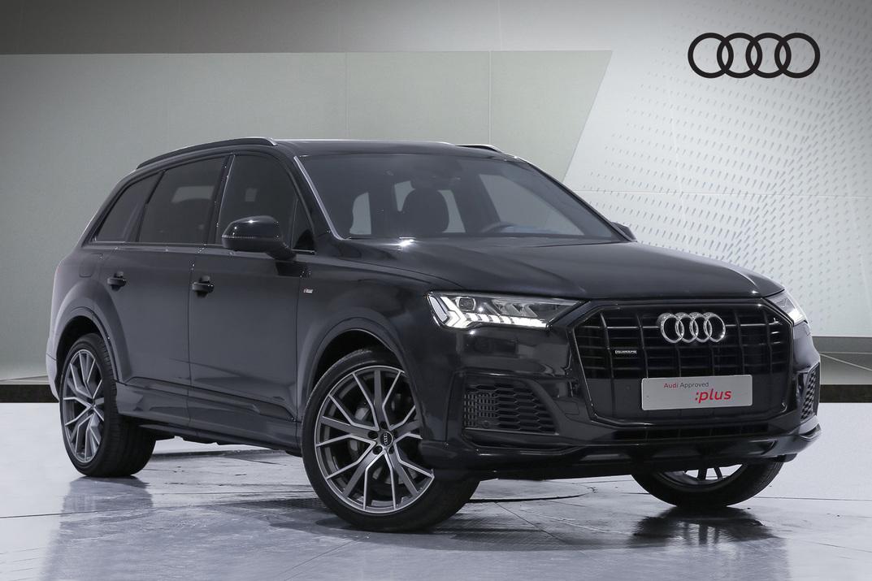 Audi Q7  55TFSI quattro - 2020