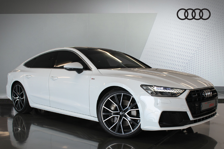 Audi A7 55 TFSi quattro S-Line (Ref#5674) - 2019