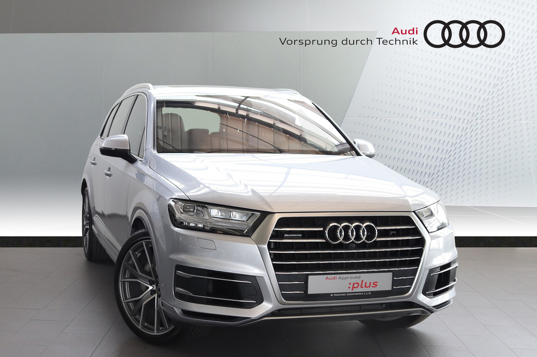 Audi Q7 55 TFSI quattro Limited Edition Package