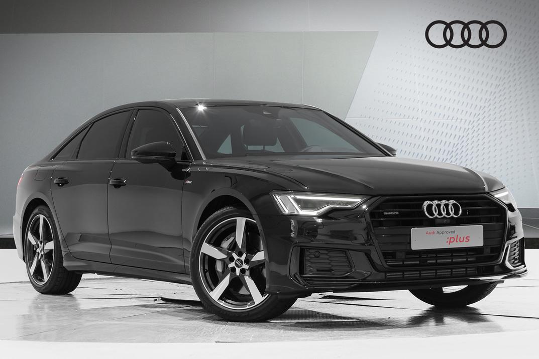 Audi A6 55TFSI  340HP - 2020