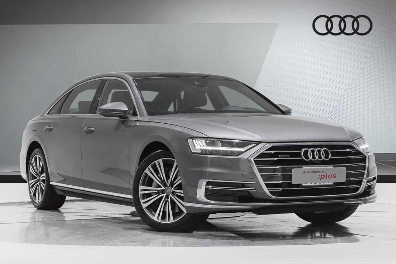 Audi A8L 55TFSI quattro - 2018