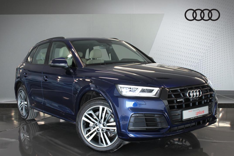 Audi Q5 45 TFSI quattro 252hp Sport (Ref#5680) - 2020