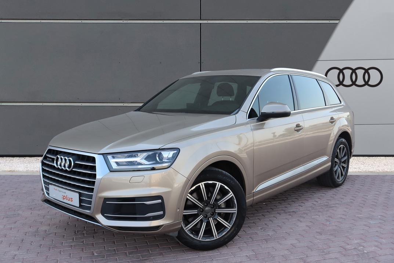 Audi Q7 2.0 quattro (252 hp) - 2018