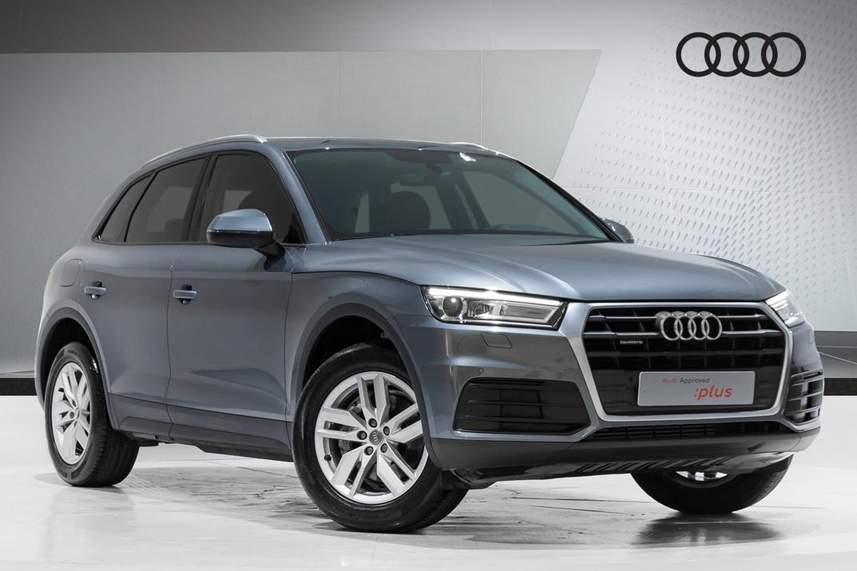 Audi Q5 45TFSI quattro - 2019