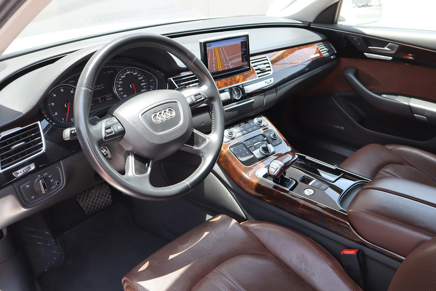 Audi A8L Saloon quattro 3.0 (333hp) - 2017