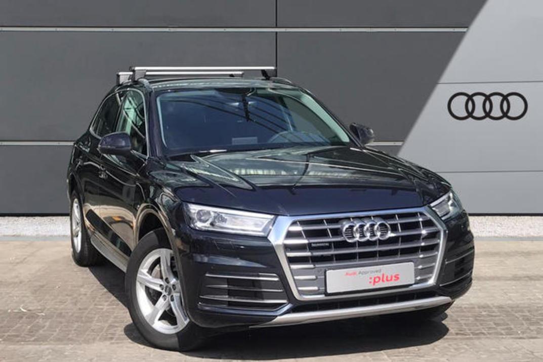 Audi Q5 quat.       2.0    I4  185      A7 - 2018