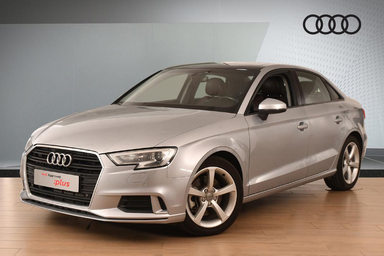 Audi A3 Sal.        2.0    I4  140      DSG - 2018
