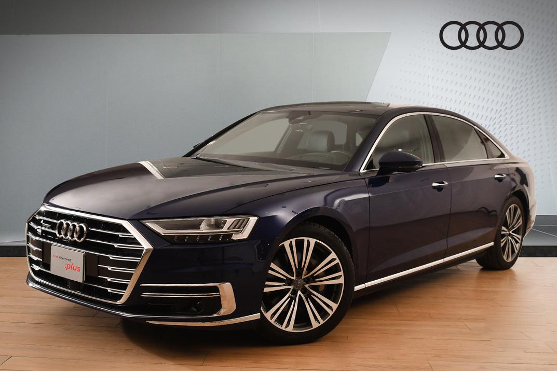 Audi A8 L 3.0 TFSI quattro tiptronic (340 hp) - 2019