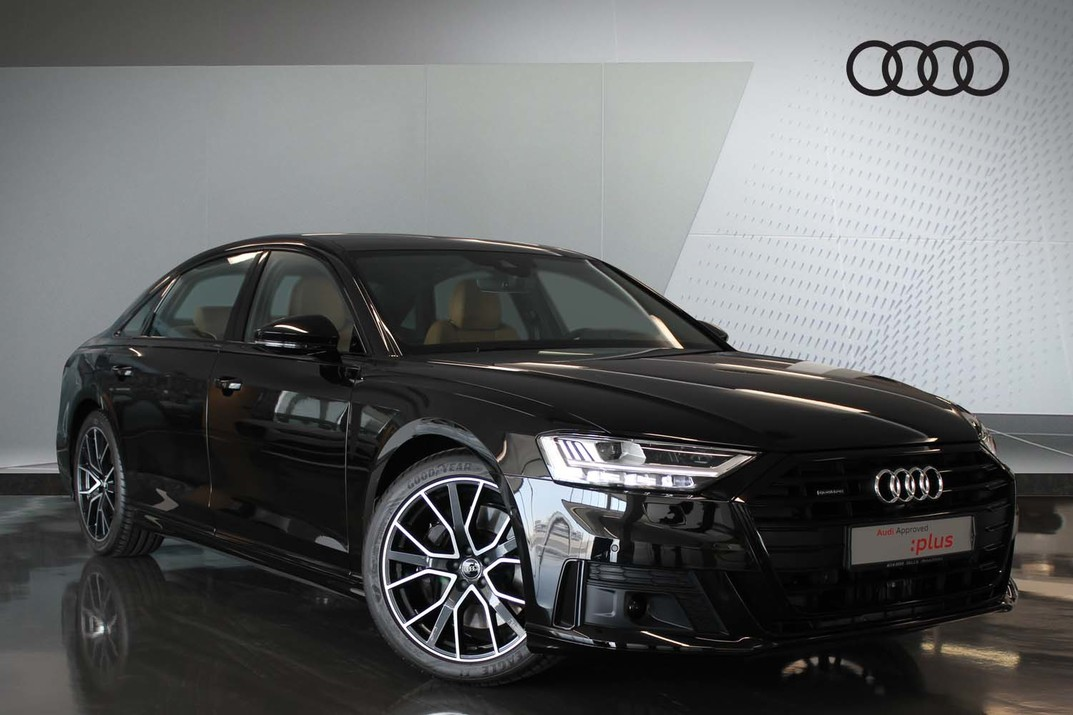 Audi A8L 55 TFSI quat 340hp Black Edition - 2020