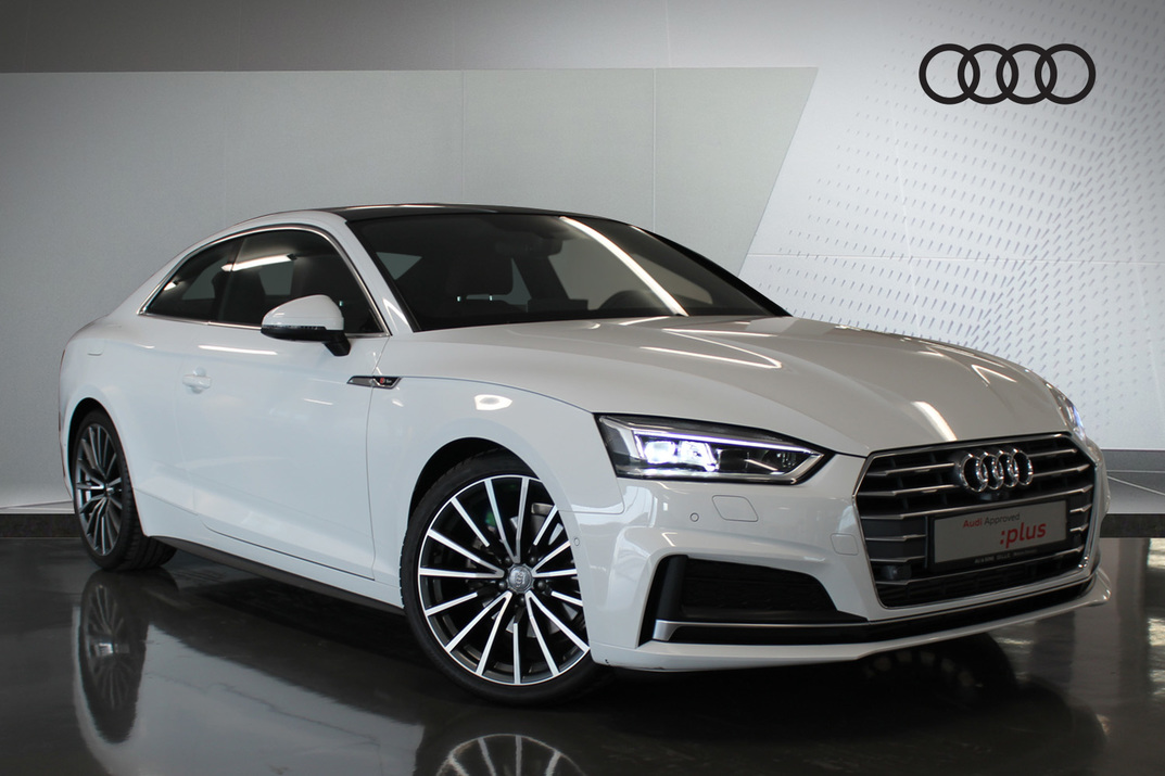 Audi A5 S-Line Coupe 40 TFSI Design 190hp (Ref#5703) - 2019