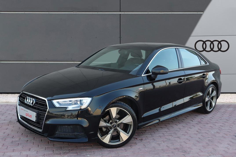 Audi A3 Sedan S-LINE 1.4 (150 hp) - 2019