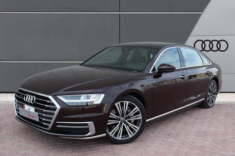 Audi A8L Saloon quattro 3.0 (335 hp) - 2018