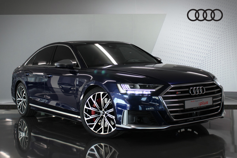 Audi S8 TFSI quattro 571hp(Ref#5716) - 2020