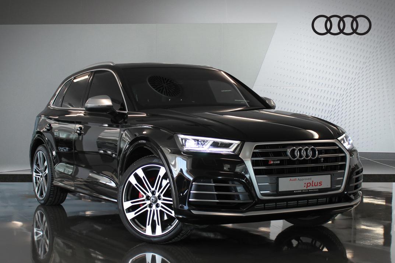 Audi SQ5            3.0    V6  260      A8 - 2018
