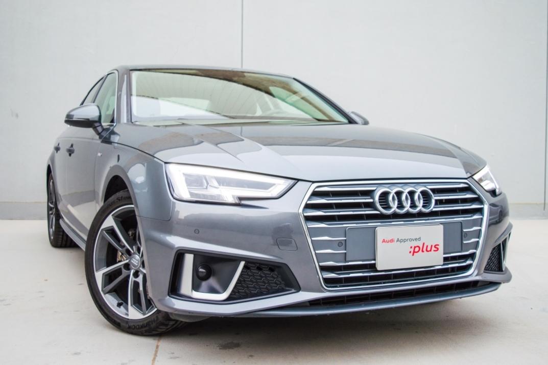 Audi A4 Sedan 35 TFSI - 2019