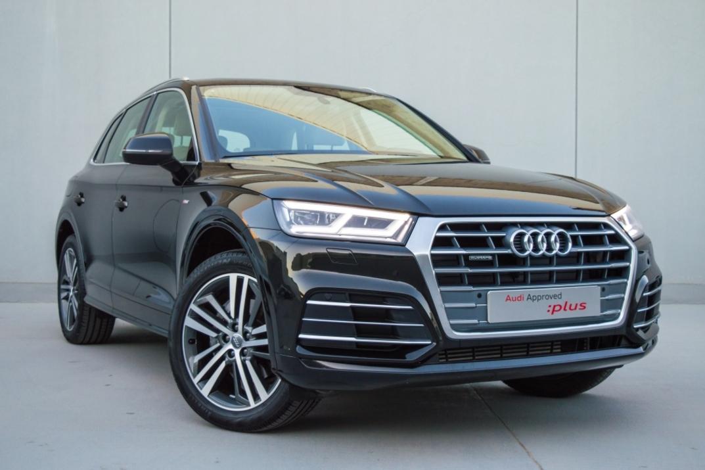 Audi Q5 45 TFSI quattro - 2019