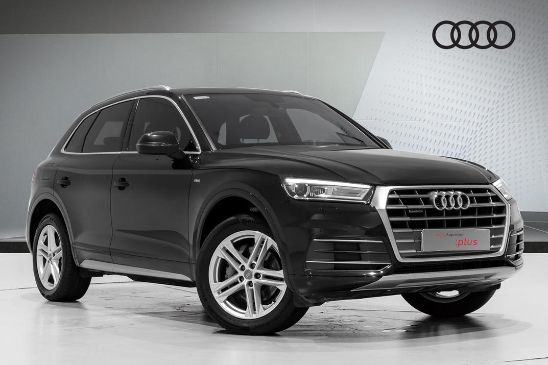 Audi Q5 45 TFSI quattro - 2018