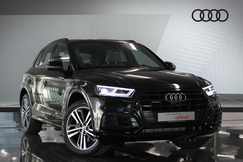 Audi Q5 45 TFSI quattro 252hp Black Edition (Ref#5730) - 2020