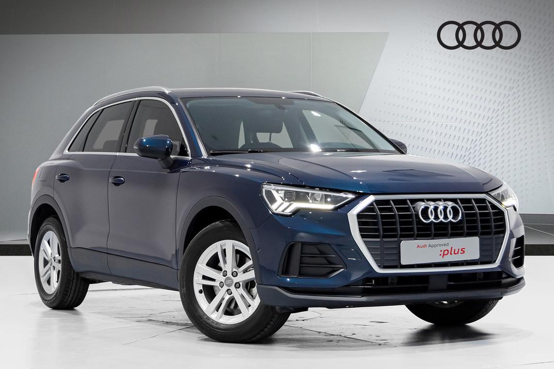 Audi Q3 35 TSFI - 2020
