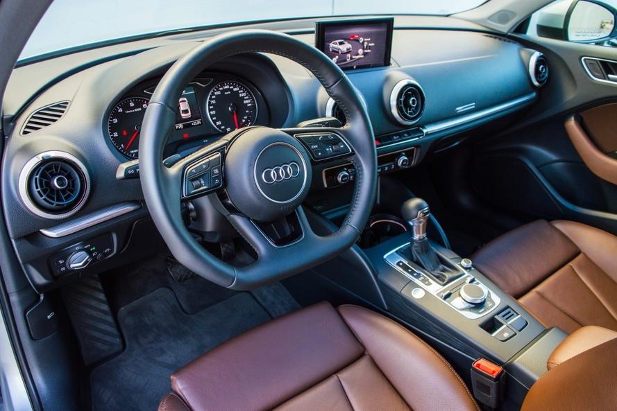 Audi A3 Sedan 35 TFSI - 2019