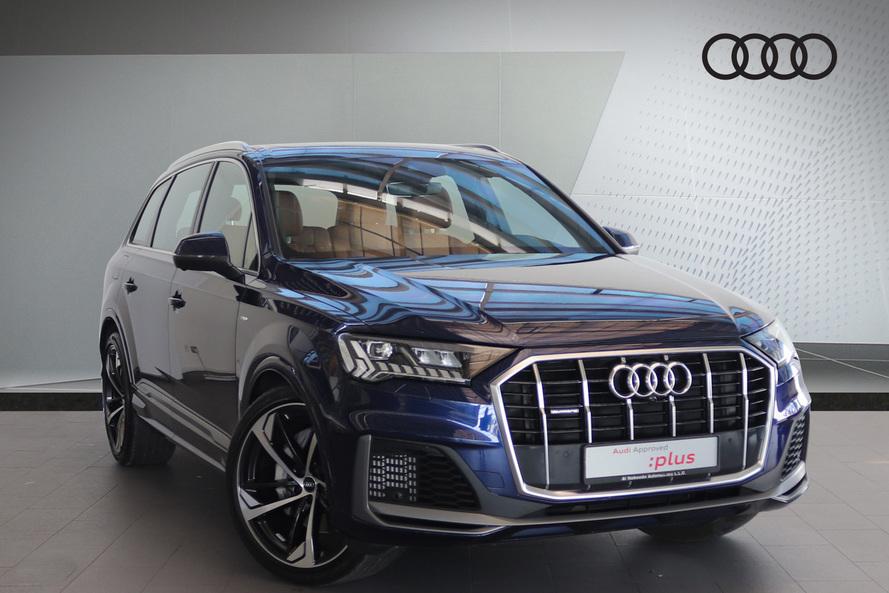 Audi Q7 55 TFSI quattro