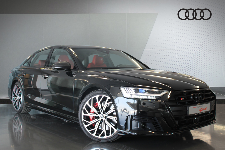 Audi S8 TFSI quattro 571hp Exclusive Black (Ref5845) - 2021