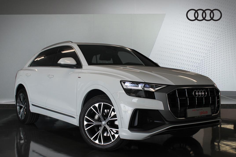 Audi Q8 55 TFSI quat 340hp (Ref5831) - 2020