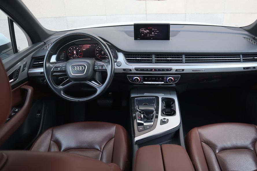 Audi Q7 3.0 TFSI quattro (333 hp) - 2019